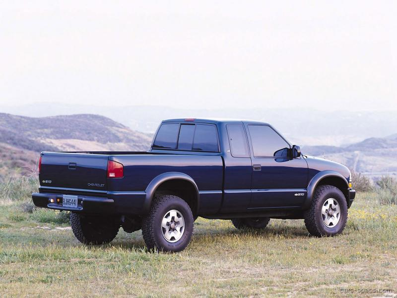 2004 chevrolet s 10 crew cab specifications pictures prices. Black Bedroom Furniture Sets. Home Design Ideas
