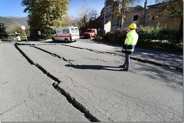 The interpretation of earthquake in dream in Islam