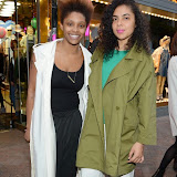 OIC - ENTSIMAGES.COM - Megatronic (UK) and Mapei (Swe) at the Monki - party in Carnaby St  London  8th April 2015 Photo Mobis Photos/OIC 0203 174 1069