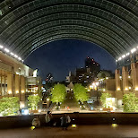 Ebisu garden place in Shibuya, Tokyo, Japan