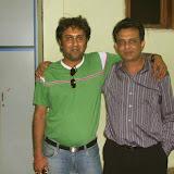 THE OPEN PAIRS WINNERS FOR HOLKAR TROPHY Keyzad Anklesaria & Uttam Gupta