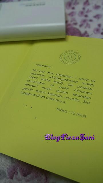 Blog Fieza Sani