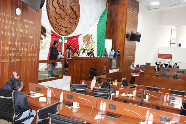 Aprueba congreso del estado cuenta pública 2019 del poder legislativo