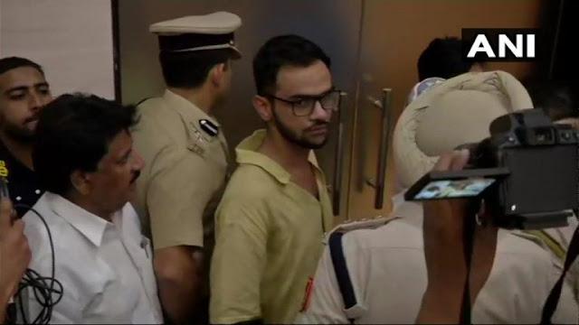 JNU student Umar Khalid shot at in Delhi, escapes unhurt