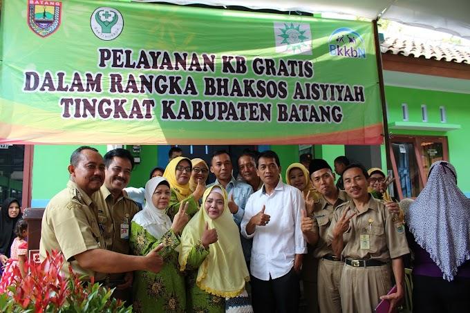 Bhaksos KB Aisyiah Tingkat Kabupaten Batang