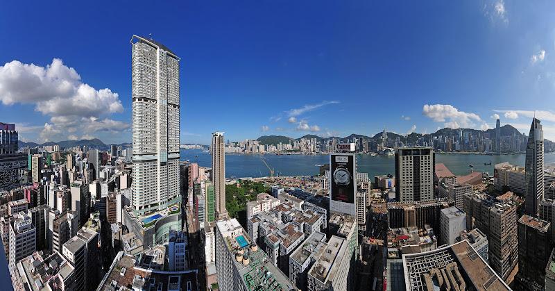 Halvat lennot Hongkongiin