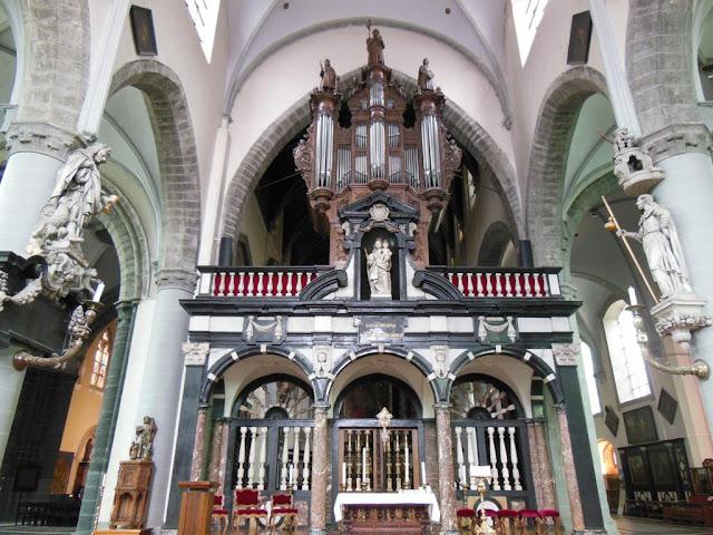 Iglesia de Santiago (Sint-Jakobskerk)