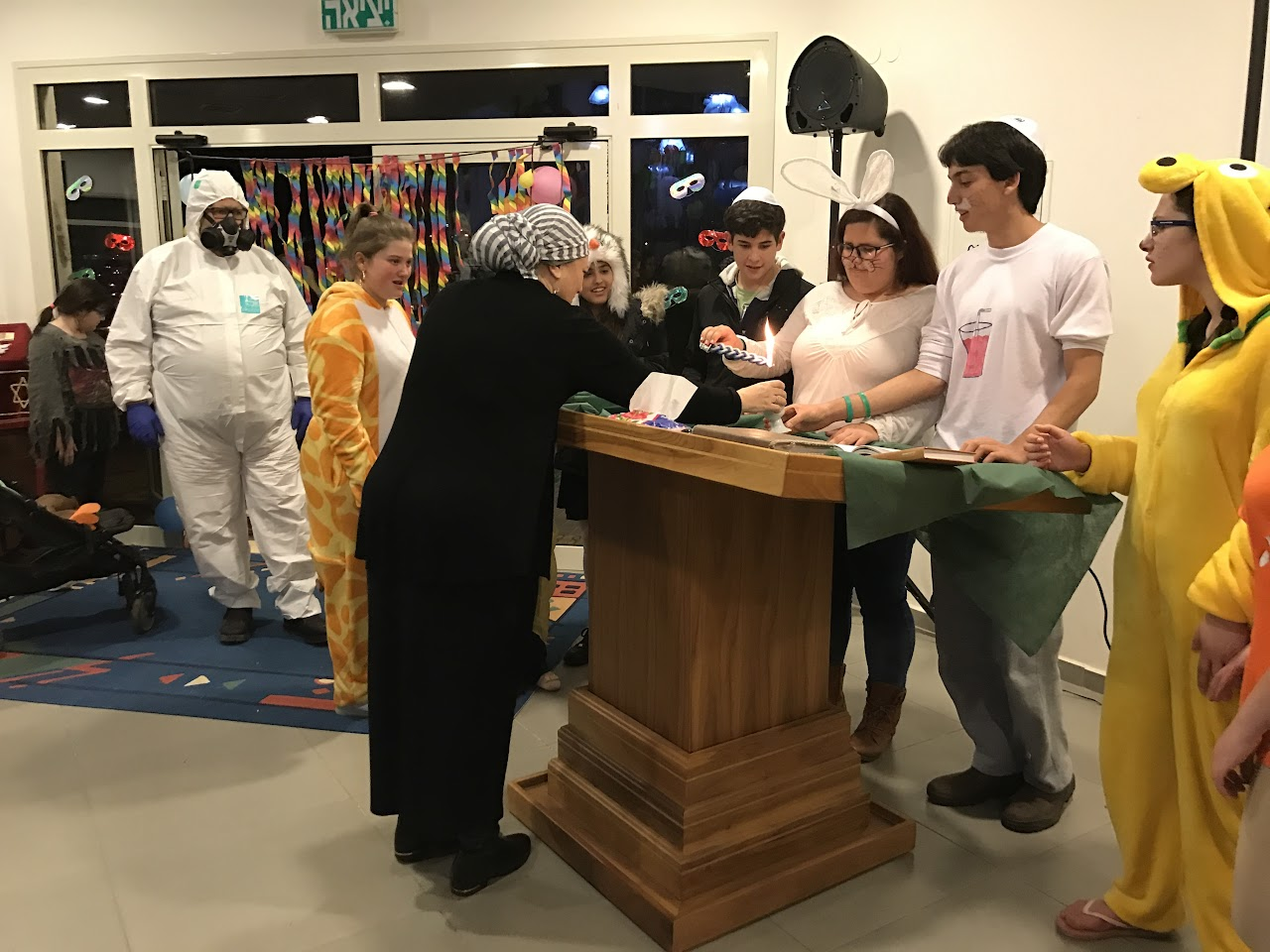 Purim at the Minyan 2017  - IMG_0135.JPG