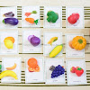 Fruits and Vegetable Montessori Cards