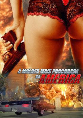 Filme Poster A Mulher Mais Procurada da América WEB-DL XviD & RMVB Dublado