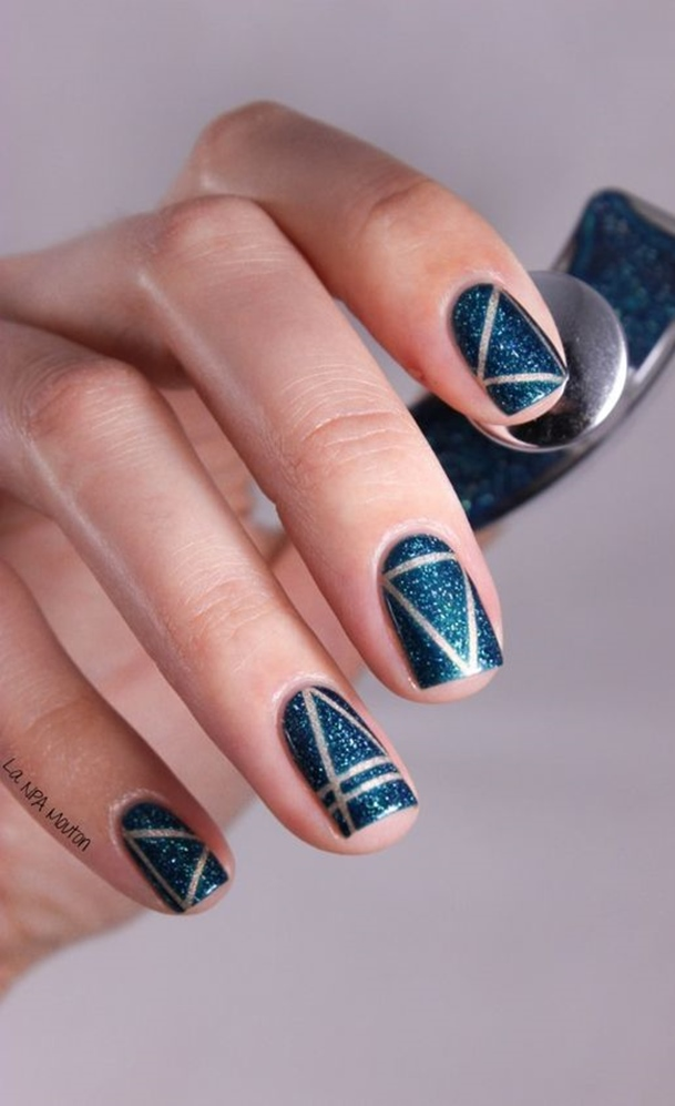 Different Nail Art Designs Look Great With Office - Fashion 2D