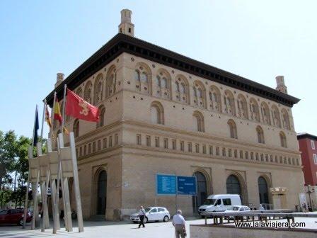 Lonja de Mercaderes de Zaragoza