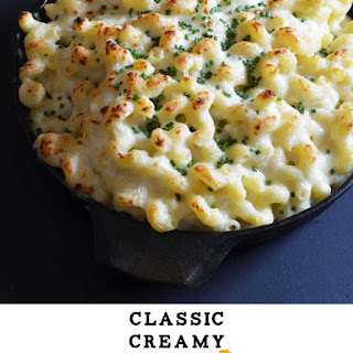 Classic Creamy Macaroni and Cheese