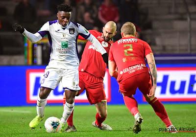 Jérémy Doku affirme qu'Anderlecht est allé à l'Antwerp pour gagner