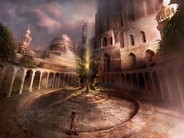 Square Madness, Magical Landscapes 2