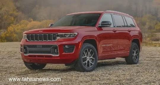 سعر ومواصفات جيب جراند شيروكي 2021 ..2021 Jeep Grand Cherokee