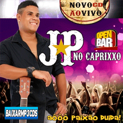 Download JP no Caprixxo - Novo CD 2016