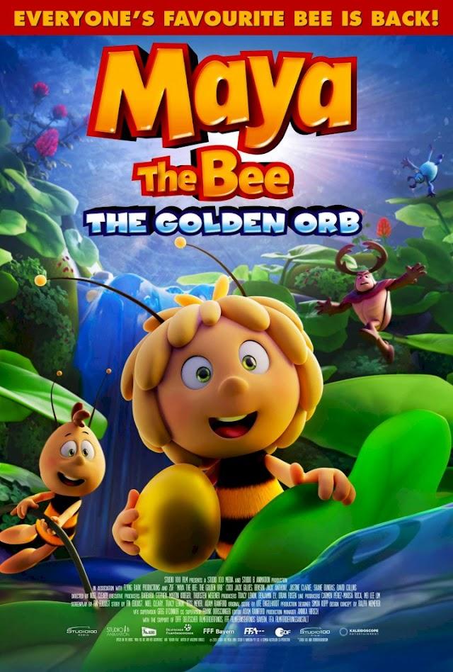 Maya The Bee The Golden ORB - (Full Movie)
