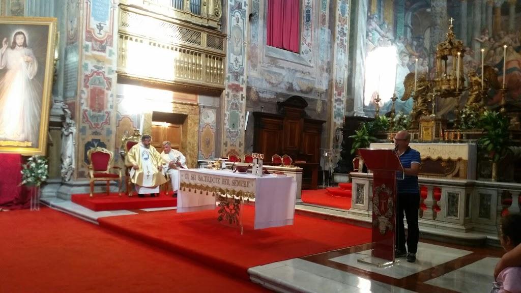 Pielgrzymi z Castellammare w Rzymie, 8 czerwca 2016 - IMG-20160608-WA0047.jpg