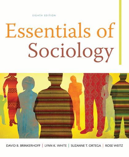 Essentials of Sociology, 8 Edition