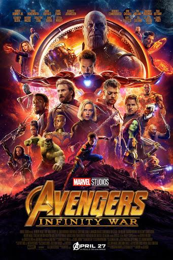poster avenger infinity war