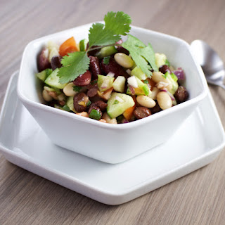 Vegan Three Bean Salad