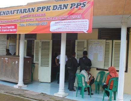 Berita foto dan Video SINAR NGAWI terkini: Inilah daftar Nama-nama yang diterima sebagai PPK Pilkada kabupaten Ngawi