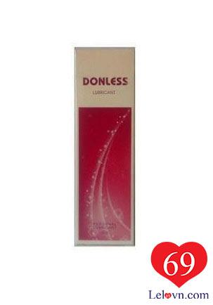 Gel Bôi trơn donless G3202
