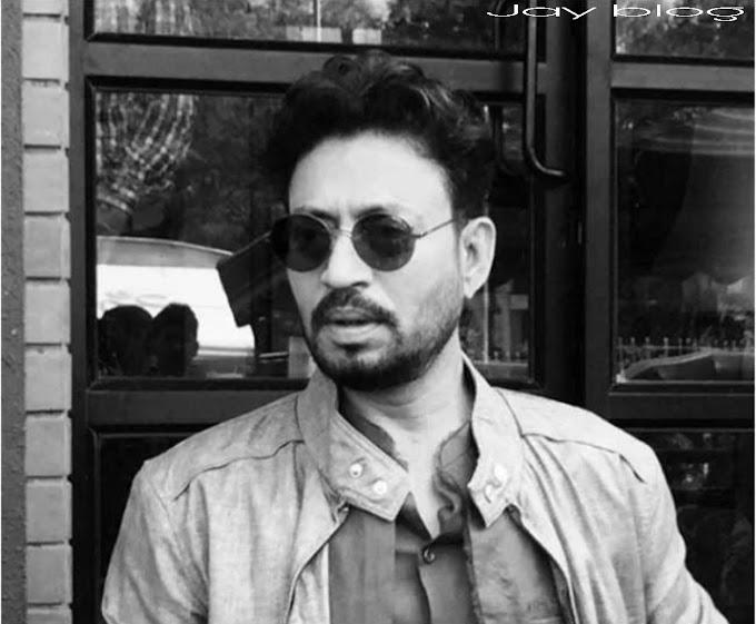 Irrfan Khan Died: Actor Irfan Khan dies, big shock to Bollywood