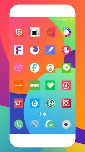 Flyme 6 - Icon Pack Screenshot