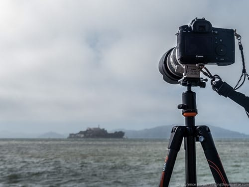 Shooting Alcatraz