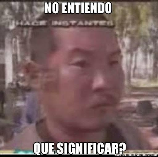 En Colombia no hay traductores chinos..o no quieren trabajar
