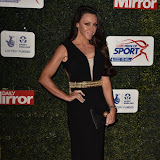 OIC - ENTSIMAGES.COM - Michelle Heaton at the  Daily Mirror Pride of Sport Awards  London 25th November 2015 Photo Mobis Photos/OIC 0203 174 1069