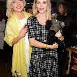 WWW.ENTSIMAGES.COM -    Pola Pospieszalska and Ashley James    at    Christmas with the K9 Angels at The Bridge Pub and Dining Rooms Casteinau Barnes London December 10th 2014                                                 Photo Mobis Photos/OIC 0203 174 1069