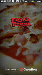 Rosa's Pizza- screenshot thumbnail
