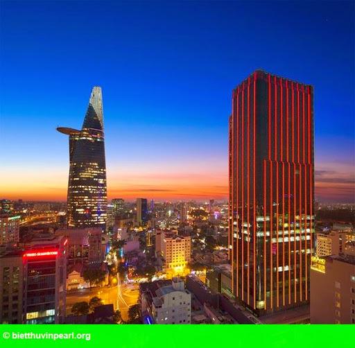 Hình 2: Cận cảnh tòa nhà 2,6 nghìn tỉ của đại gia Hongkong ở Sài Gòn