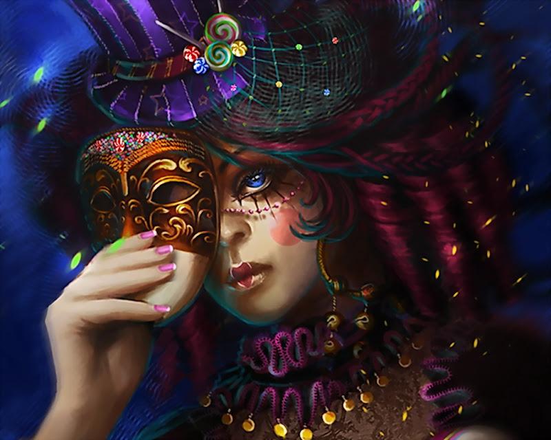 Magic Mask Of Night, Magic Beauties 3