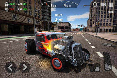 ApkMod1.Com Ultimate Car Driving: Classics + (Mod Money) for Android Game Racing