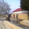 Prace przy budowie - luty 2015