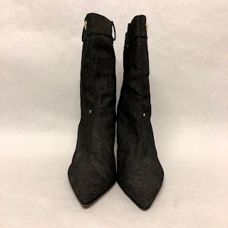 Christian Dior Jeans Boots