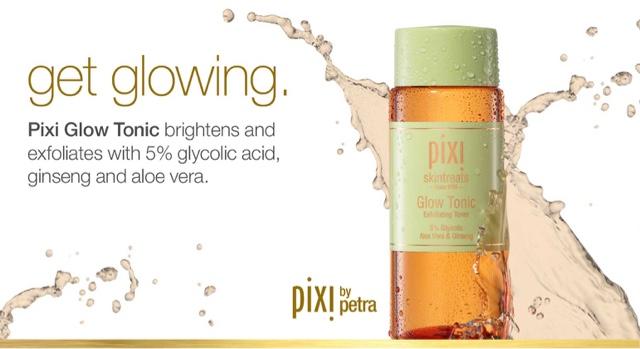 Review Pixi Glow Tonic Untuk Kulit Berjerawat