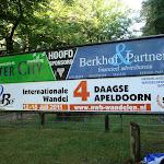 Vierdaagse van Apeldoorn 2010 dag 0