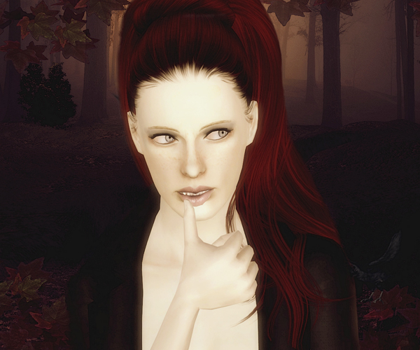 Monique The Vampire Sim