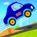 Tizi Town - Car & Truck Racing Games for Kids icon