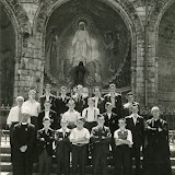 Crescent College and Mungret Lourdes Pilgrimage 1958 .jpg