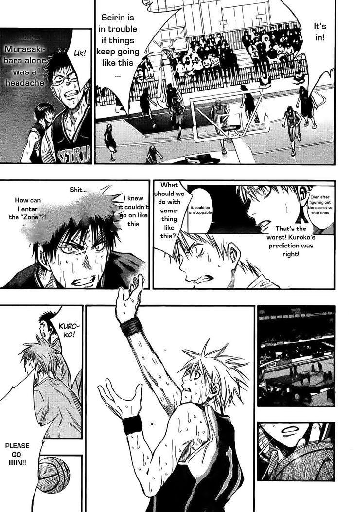 Kuroko no Basket Manga Chapter 162 - Image 09