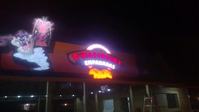 D´Wacenguey Empanadas Restaurant ya está funcionando en el malecón de Barahona