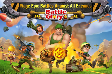 Battle Glory 2 Imagen do Jogo