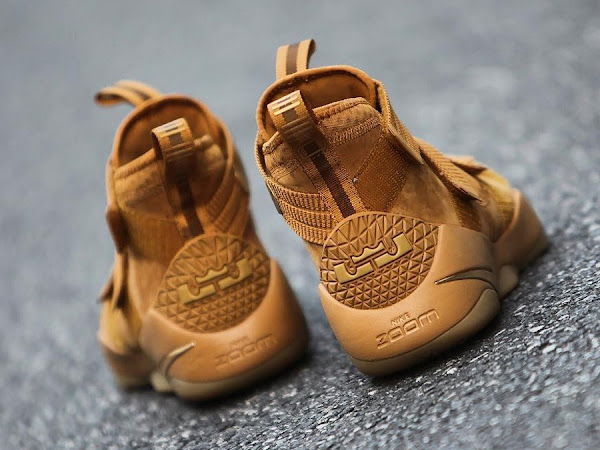 A Detailed Look at Nike LeBon Soldier 11 Wheat
