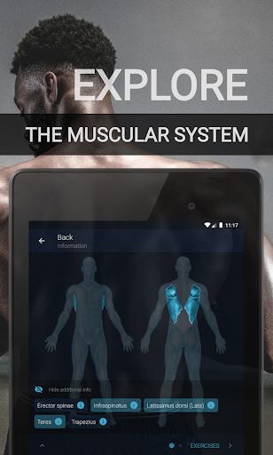 Home Workout - Fitness & Bodybuilding 1.2.6 Screenshots 19